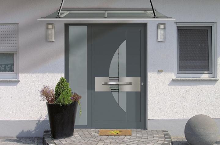 Haustüren kunststoff  Kunststoff-Haustüren | Kunststoff-Haustüren | Fensterbau Rhiel GmbH