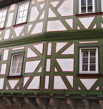Bekannt Fachwerkhaus-Fenster | Fachwerkhaus-Fenster | Fensterbau Rhiel GmbH BP09